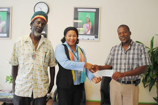 Development Bank supports Leeward Islands Masters Cricket Tournament in Nevis
