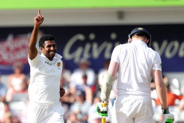 Mathews, Prasad set up Sri Lanka for famous win