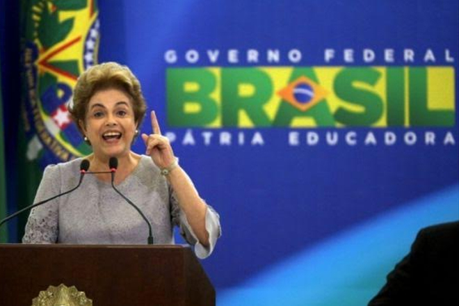 Brazilian leader Dilma Rousseff calls impeachment a 'coup attempt'