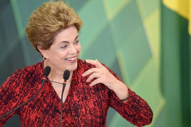 Brazil crisis: Rousseff impeachment vote 'annulled'