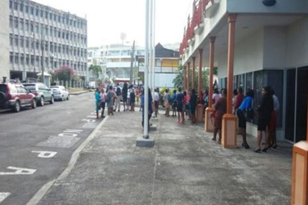 Gov't employees evacuated in Dominica after 'wired up' device found