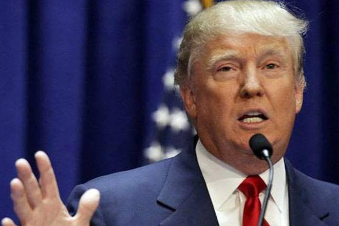 US election: Anger over Donald Trump gun rights remarks