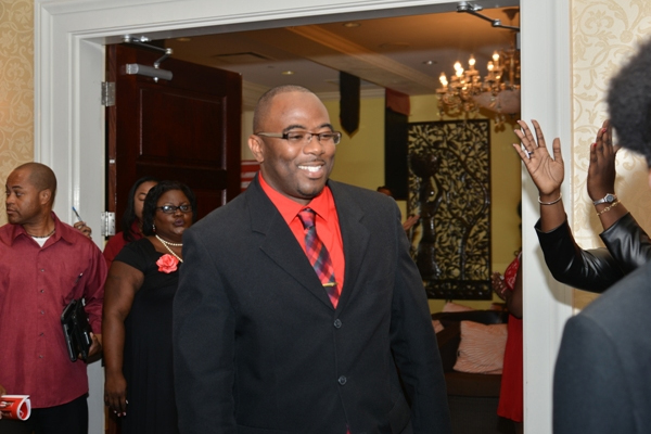 Dr. Norgen Wilson committed to Constituency 5