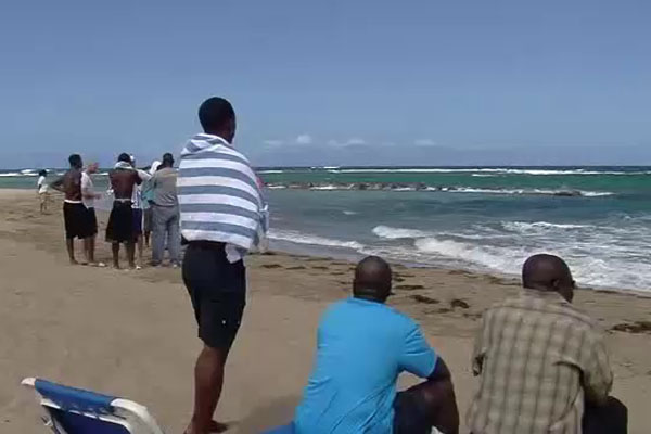Visiting Athlete Drowns At Frigate Bay