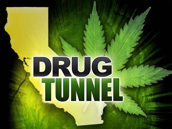 'Highly sophisticated' drug tunnel found linking San Diego, Tijuana