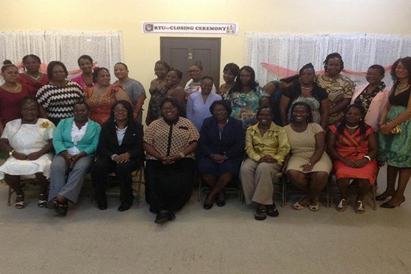 ECDU reaches out to Home Caregivers through RTU Programme
