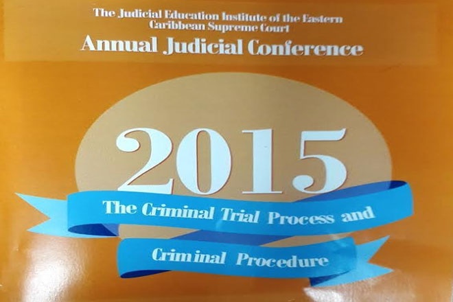 Remarks by Prime Minister Dr. the Hon. Timothy Harris at the Official Opening of the Annual Judicial Conference