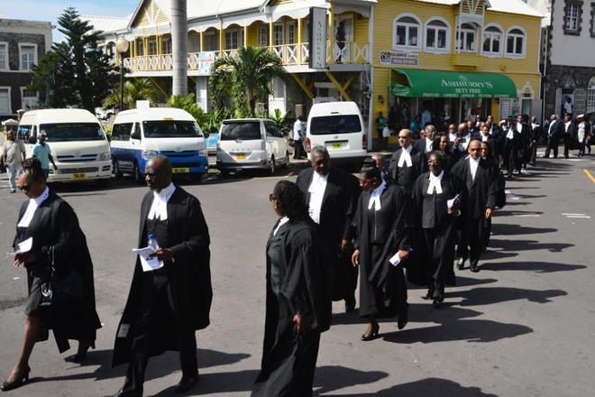 Legal fraternity reassured of government's commitment of continued support