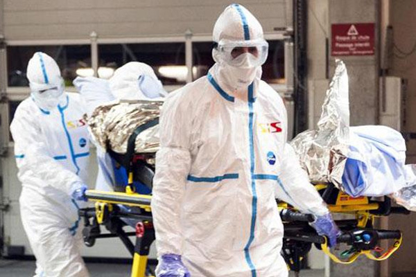 Cuban doctor infected with Ebola virus in stable condition