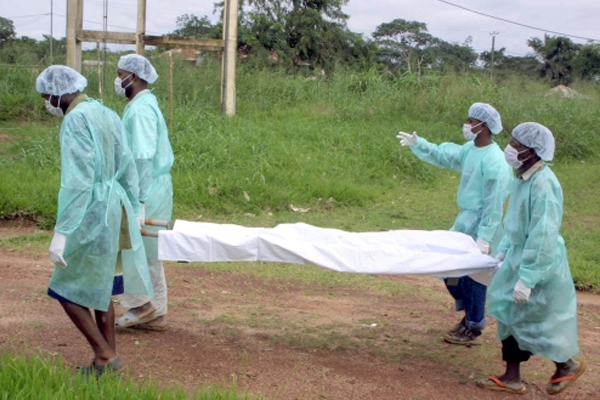 Sierra Leone seeing 80-100 new Ebola cases daily