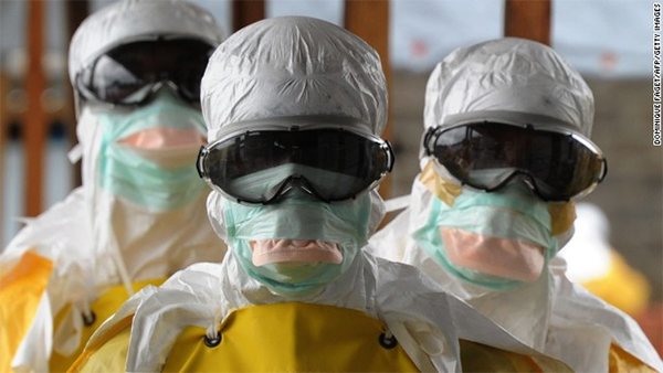 Ebola virus has killed more than 1,900, health officials say
