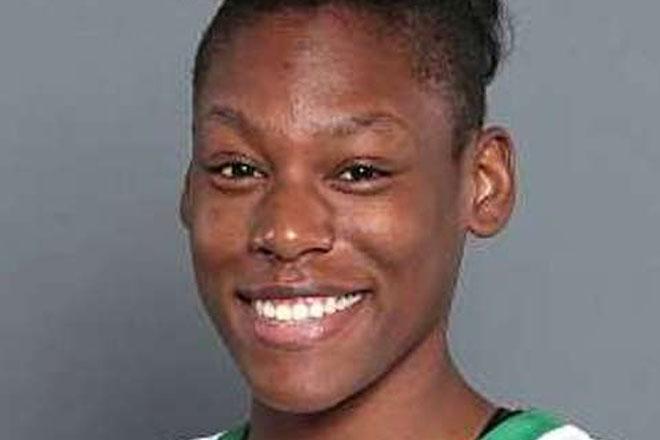 North Texas star forward Eboniey Jeter found dead in dorm