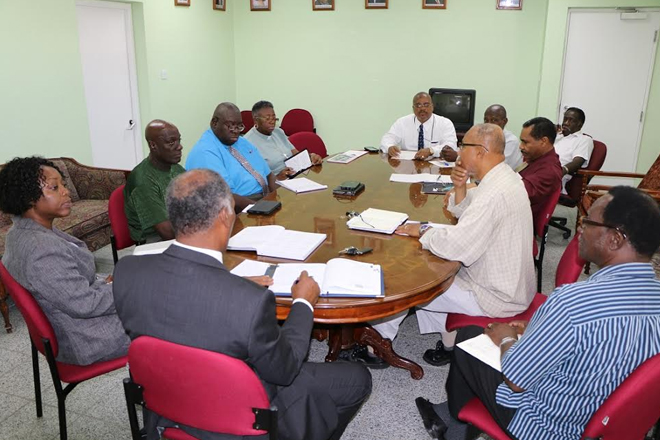 Church Leaders Discuss Matters of National Interest with Government