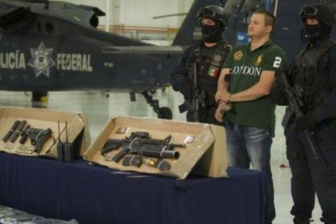 Mexican drug lord 'Barbie' pleads guilty in US court