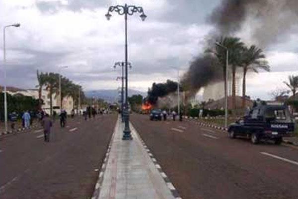Separate attacks in Egypt's Sinai region kill 1, wound 6