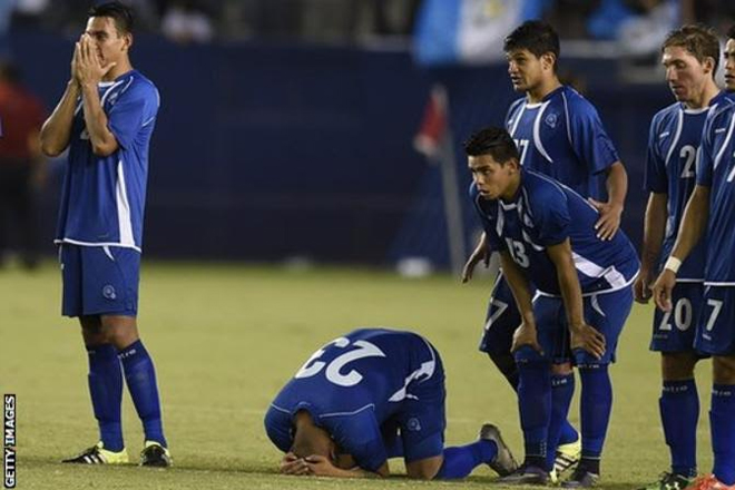 World Cup 2018 qualifying: El Salvador 'refuse bribe to fix match'