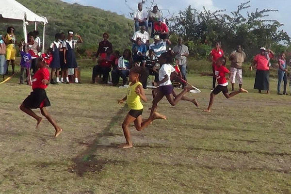 Green dominates at EPPS Sports Day