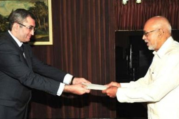 Azerbaijan appoints first ambassador to Guyana