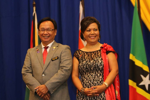 Rotary Governor Visits
