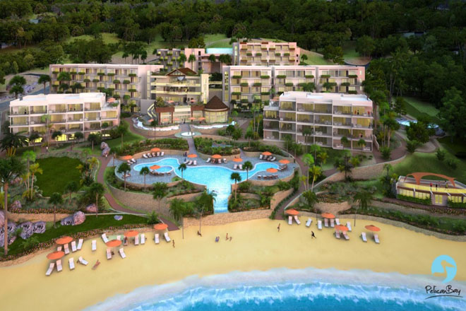 Embassy Suites by Hilton to open on St. Kitts
