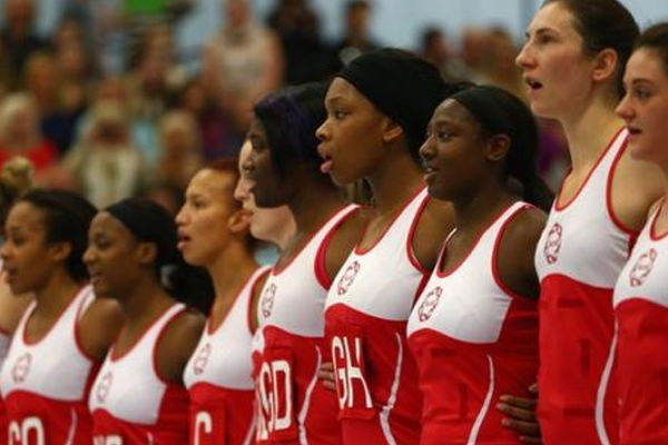 England arrive for 3-test netball series