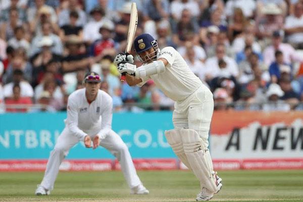 England whips India