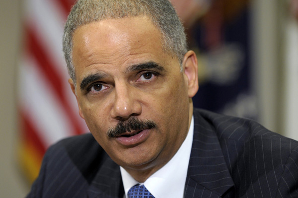 Attorney General Eric Holder will announce resignation