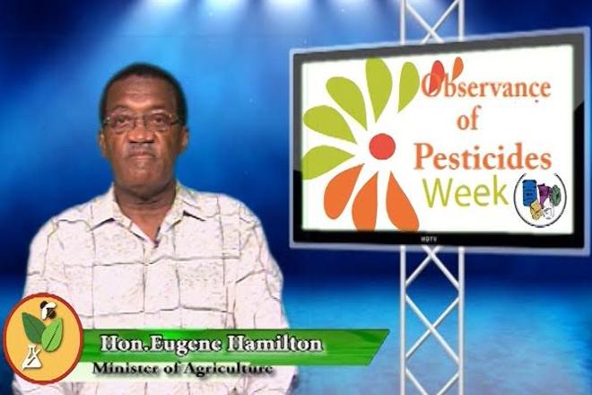 Federation observes Pesticide Awareness Week