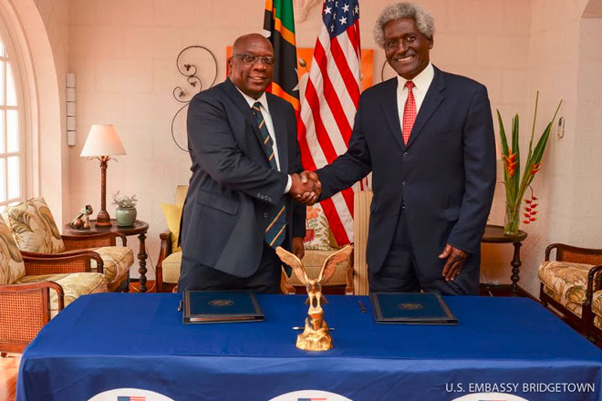 St Kitts-Nevis signs US Foreign Account Tax Compliance Act agreement