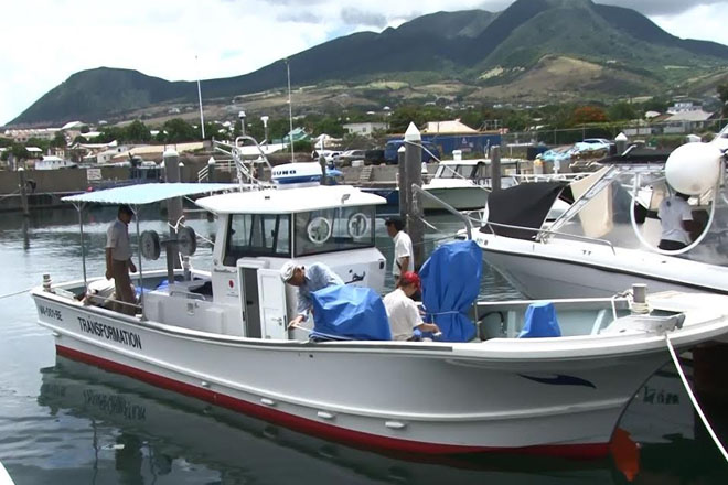 Department of Marine Resources receives gift of fishing vessel from Government of Japan