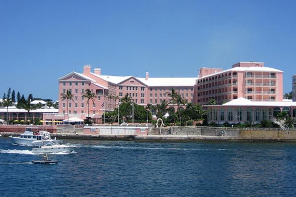 Historic Bermuda hotel sends home workers