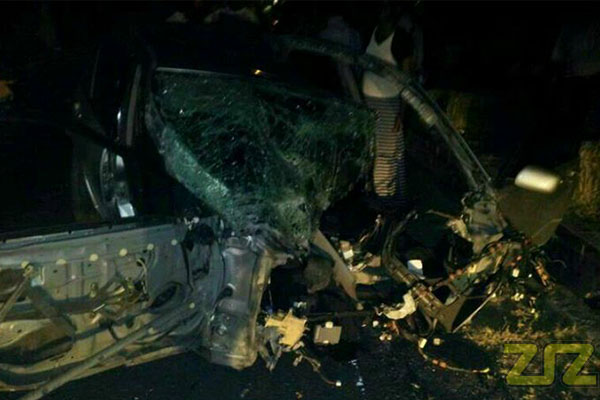 Fatal accident in Nevis