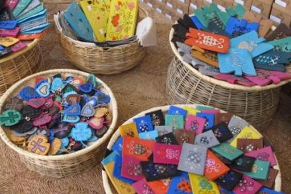 Caribbean Export supports Haitian artisan show