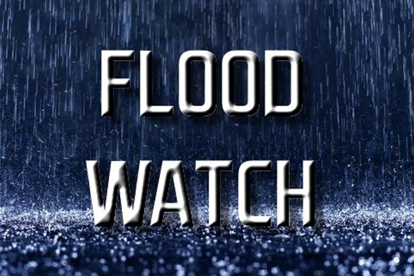 Flash Flood Warning downgraded to Watch for northern parishes