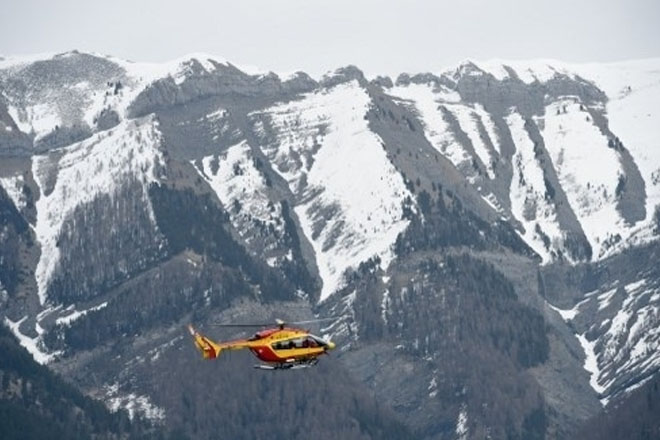 Second black box found from French Alps plane crash: prosecutor