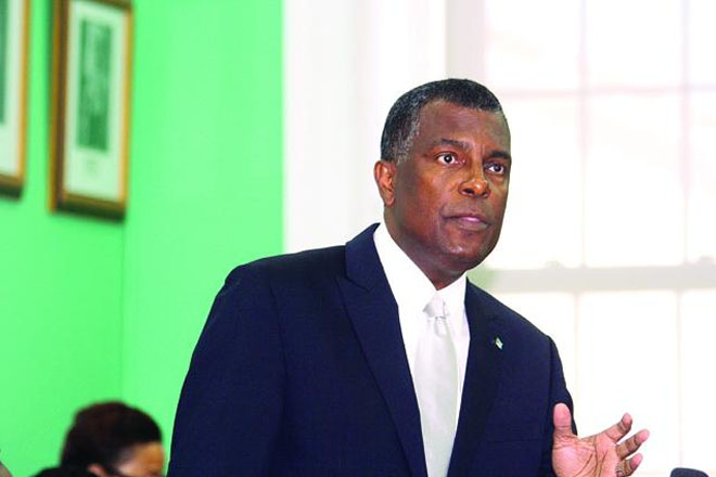 Amid criticism, Bahamas minister breaks into song in parliament