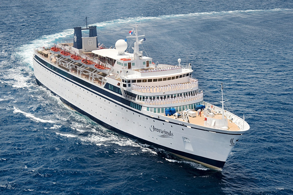St. Kitts to Host Freewinds' 25th Anniversary Celebration