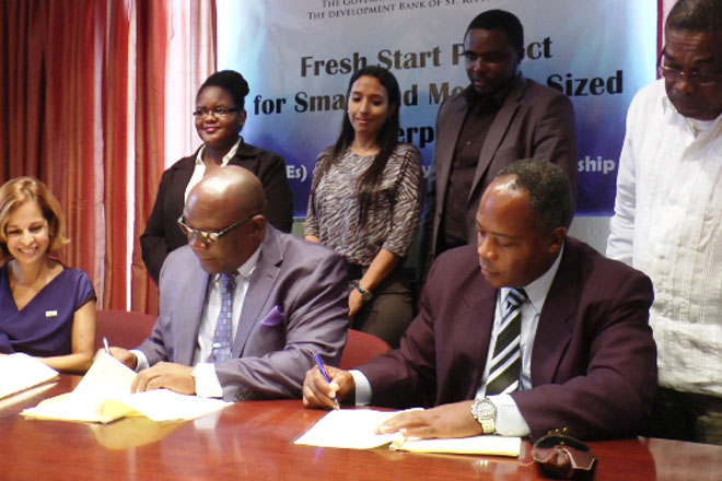 "Locals urged to make good use of ""The Fresh Start"""