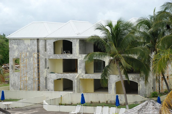 Frigate Bay Beach Resort to get 12 additional rooms when reopens in 2015