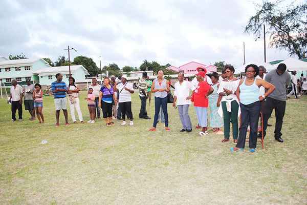Fun Day brings communities in Central Basseterre together