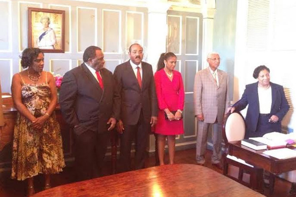 PM Douglas invited to swearing-in of new Antigua and Barbuda Labour Party Cabinet