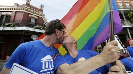 US Senate backs 'Enda' gay rights bill