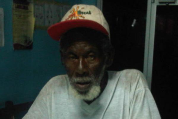 Elderly man found wandering in Seaview Gardens, Kingston