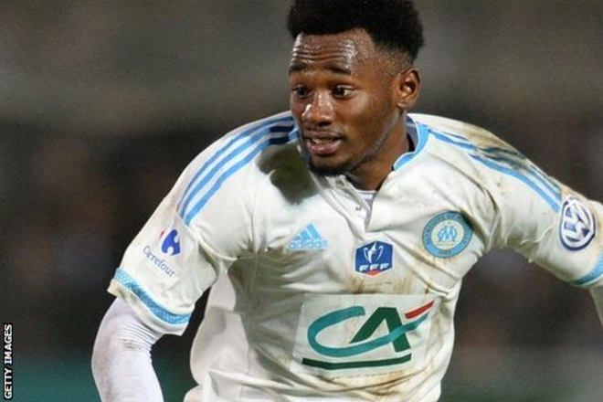 Georges-Kevin Nkoudou: Tottenham sign France Under-21 winger from Marseille