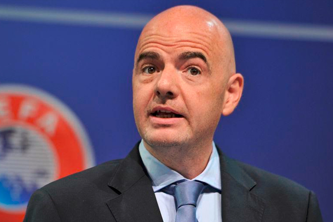 World Cup: Gianni Infantino defends tournament expansion to 48 teams