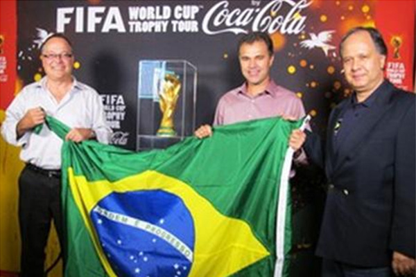 Brazilian coach divides time between soccer and working at the Embassy of Brazil in St. Kitts