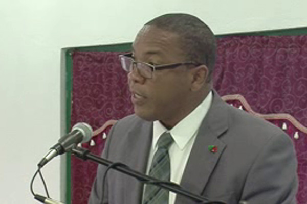 Minister Phillip outlines Government's Role in Youth Empowerment