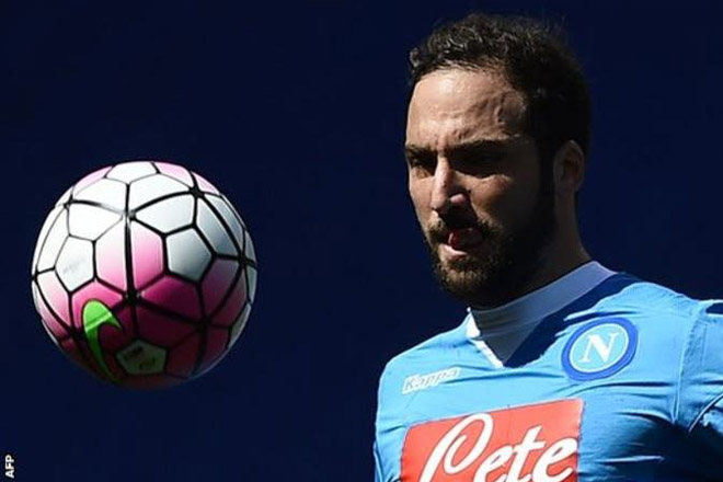 Gonzalo Higuain: Argentina striker joins Juventus from Napoli