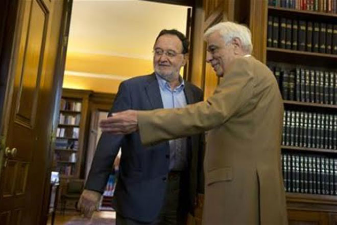 Greece: Newly formed party receives mandate to form Gov't