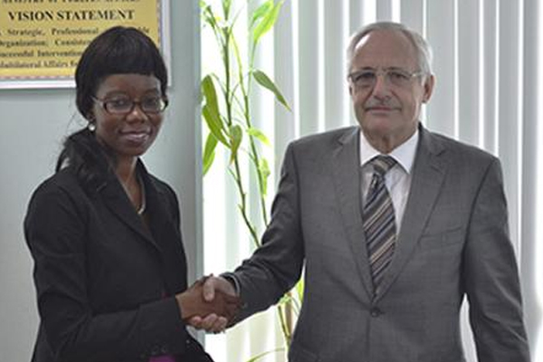 Germany contributes EC$4.5 million to Grenada's electricity sector reform